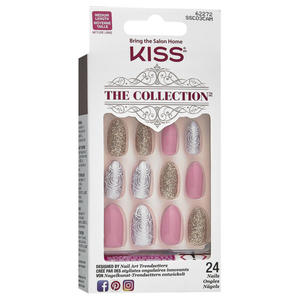 KISS The Collection selbstklebende Fingernägel Temptation