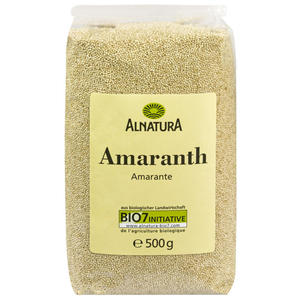Alnatura Bio Amaranth 4.98 EUR/1 kg