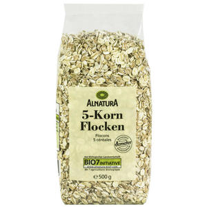 Alnatura Bio 5-Korn-Flocken 3.38 EUR/1 kg