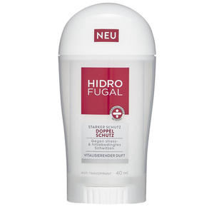 Hidrofugal Anti-Transpirant Doppel Schutz Stick 7.38 EUR/100 ml