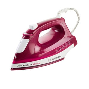 "Russell Hobbs Dampfbügeleisen ""Light & Easy Brights"" in Mulberry"