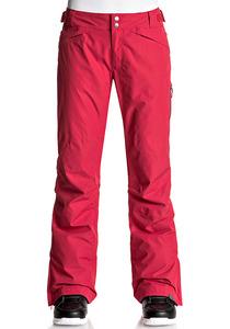 Roxy Rushmore - Snowboardhose für Damen - Rot