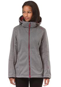 CMP Fix Hood - Outdoorjacke für Damen - Grau