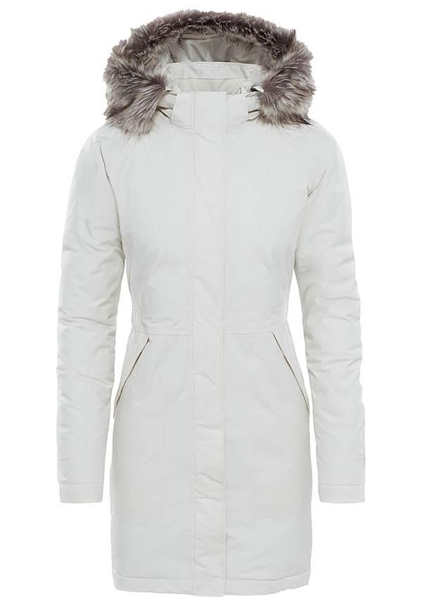 promo code 7c6d2 1ea4e The North Face Arctic - Mantel für Damen - Weiß