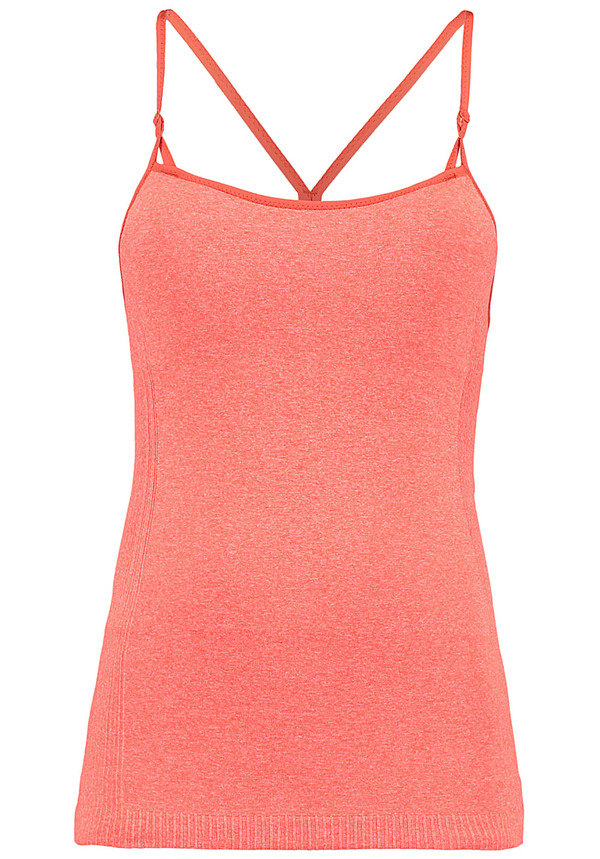 5b3c4f69f8ac12 O´Neill Active Seamless - Funktionsunterwäsche für Damen - Orange. Planet  Sports