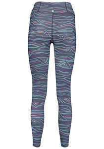 O´Neill Printed 7/8 Length - Leggings für Damen - Blau