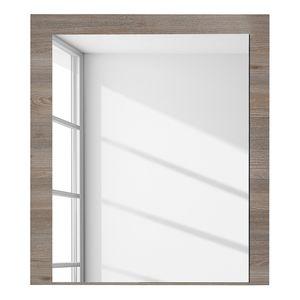Spiegel Kisbey - Silbereiche Dekor, loftscape