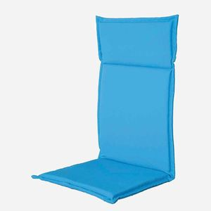 Auflage für Hochlehner Esdo - Webstoff - Aqua, Sun Garden