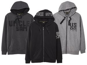 Uncle Sam Herren Sweatjacke/-pullover