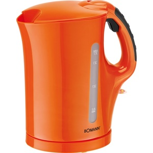 Wasserkocher Bomann Orange