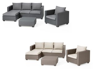 Allibert Malibu/Salta Lounge Set