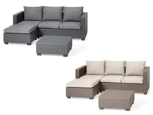 Allibert Malibu/Salta Lounge Set  ohne Sessel