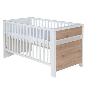 Kombi-Kinderbett Planet - Weiß / Pinie, Schardt