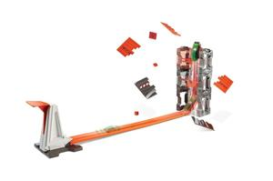 Hot Wheels Truck Builder Mega Crashset