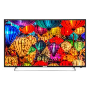 MEDION LIFE S14304 TV, 108 cm (43'), inkl. Wandhalterung, Full HD, HD Triple Tuner, integrierter Mediaplayer, CI+, inkl. 2.1 TV Soundbar E64126