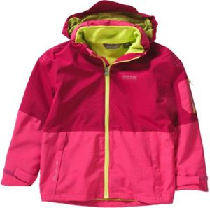 Kinder 3-in-1 Outdoorjacke Gr. 176 Mädchen Kinder