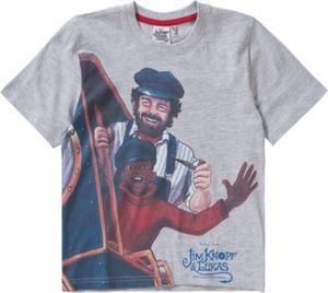 Jim Knopf T-Shirt Gr. 104/110 Jungen Kleinkinder