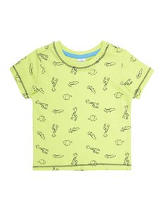 Newborn T-Shirt mit Tiermotiven