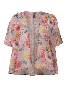 Damen Kimono mit floralem Muster