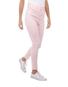 Damen Coloured Skinny Fit 5-Pocket-Jeans