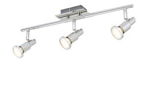 LED-Deckenstrahler mit 3 schwenkbaren Spots