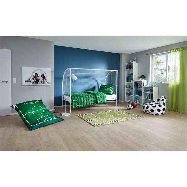 jugendbett zocker wei 90x200 cm von roller ansehen. Black Bedroom Furniture Sets. Home Design Ideas