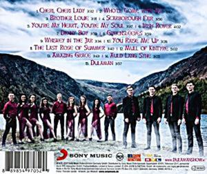 Voice Of The Celts  (CD)