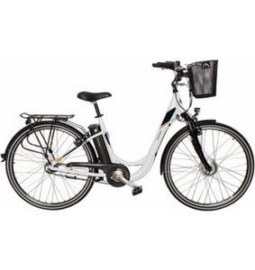 Telefunken Alu City E-Bike, 28 Zoll, 7-Gang Shimano Nexus Nabenschaltung, »RC756 Multitalent«