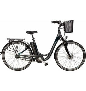 Telefunken Alu City E-Bike, 28 Zoll, 7-Gang Shimano Nexus Nabenschaltung, »RC755 Multitalent«