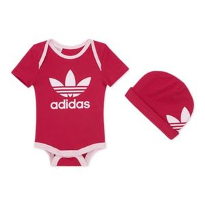 adidas Trefoil 3 Piece Giftset - Baby Tracksuits
