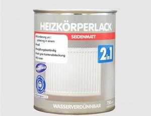 Heizkörperlack 2in1 Weiß