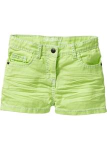 Shorts mit Crincle-Optik