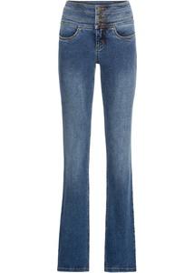 "Shaping-Stretch-Jeans ""Bauch-Weg-Bootcut"""