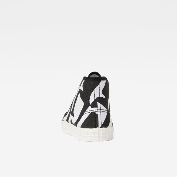 Rovulc Pattern Mid Sneakers NwlCuiX3