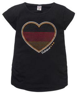 T-Shirt - Deutschland, Herz