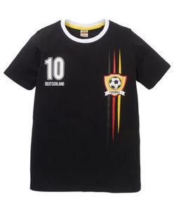T-Shirt - Trikot-Print