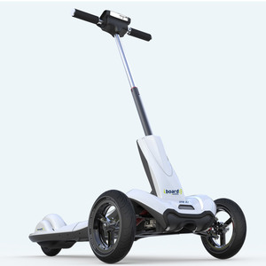 I-BOARD E-Trike One X-2 Weiß