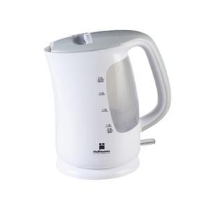 Hoffmanns Wasserkocher in Weiß-Grau