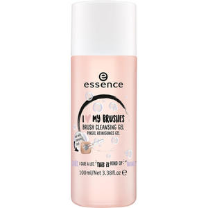 essence i love my brushes cleansing gel