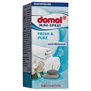 domol domol Mini Spray Nachfüller Fresh&Pure 3.56 EUR/100 ml