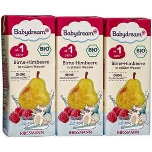 Babydream Bio Birne-Himbeere in stillem Wasser 2.48 EUR/1 l