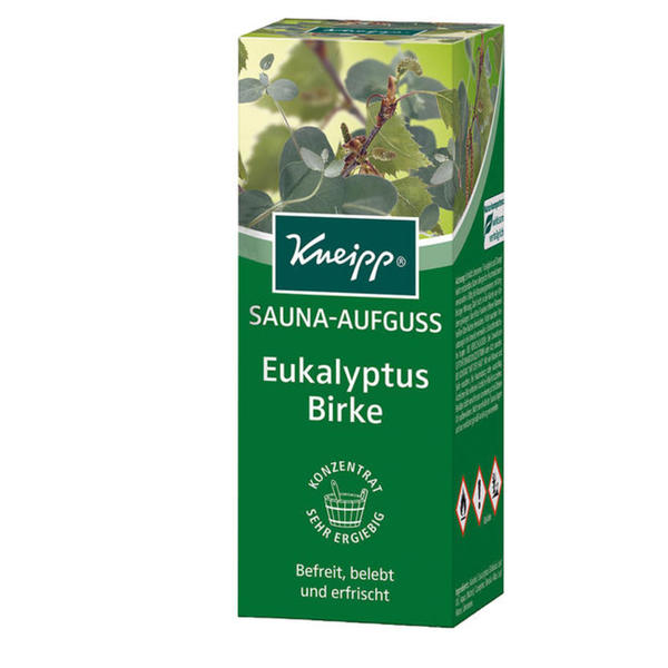 Kneipp Sauna-Aufguss Eukalyptus Birke