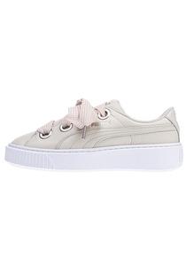 Puma Platform Kiss Lea - Sneaker für Damen - Beige