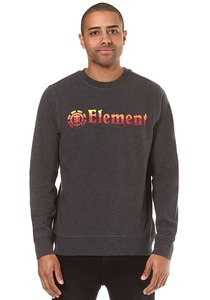 Element Horizontal Fill Crew - Sweatshirt für Herren - Grau