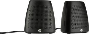 2.0 PC-Lautsprecher Kabelgebunden HP S3100 2.4 W Schwarz