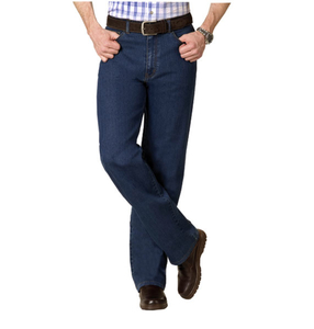 Jeans 5-Pocket Style, Farbe blau