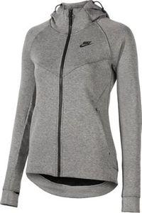 Nike SPORTSWEAR TECH FLEECE WINDRUNNER HOODY - Damen Jacken & Zip Hoodies