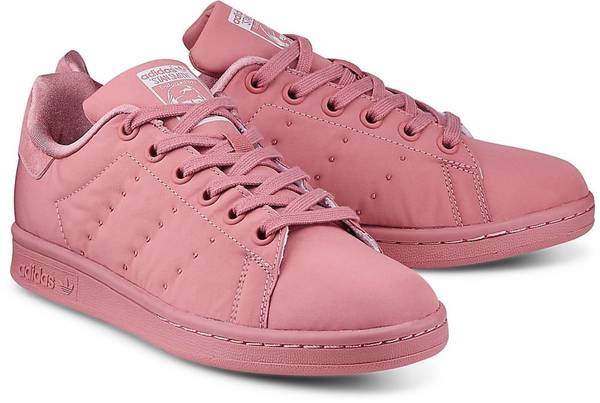 Sneaker Stan Smith von Adidas Originals in rosa für Damen. Gr. 36,36 2/3