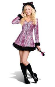 Kostüm Pretty Lil´ Kitty (Teen) Gr. 36/38