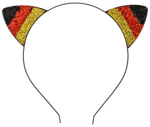 Haarreifen - Glitter Germany